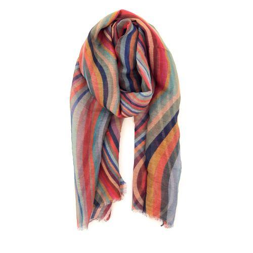 Paul smith  sjaals multi 212818