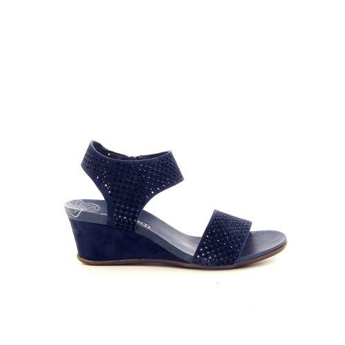 Pedro miralles damesschoenen sandaal blauw 183321