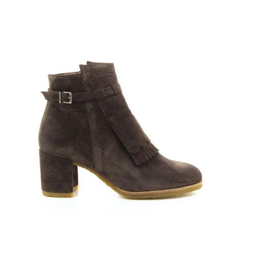 Pedro miralles damesschoenen boots d.taupe 20528
