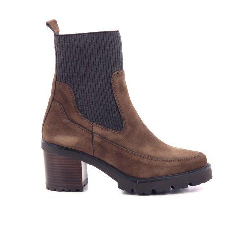 Pedro miralles damesschoenen boots naturel 209086