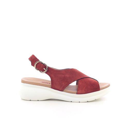 Pedro miralles damesschoenen sandaal roest 204400