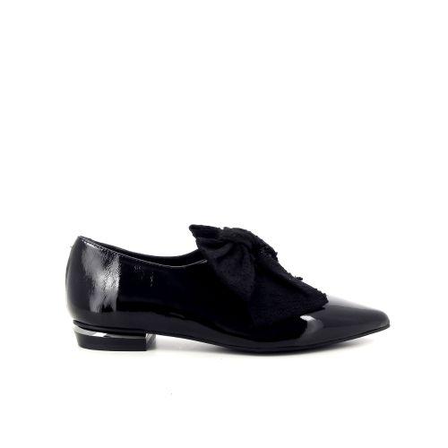 Pedro miralles damesschoenen mocassin zwart 188792
