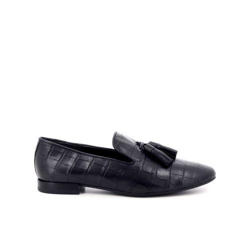 Pedro miralles damesschoenen mocassin zwart 198979