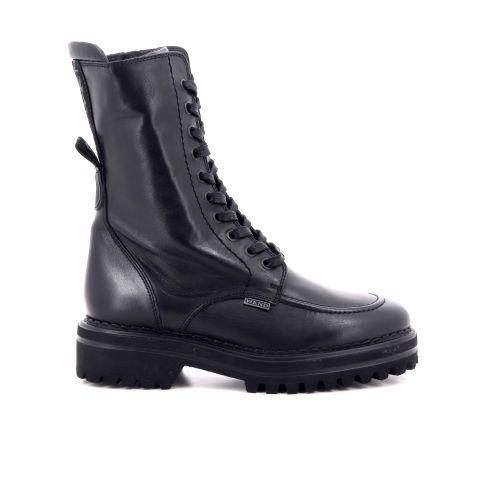 Pedro miralles damesschoenen boots zwart 218780