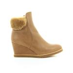 Pedro miralles damesschoenen boots taupe 18449