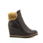 Pedro miralles damesschoenen boots zwart 18449
