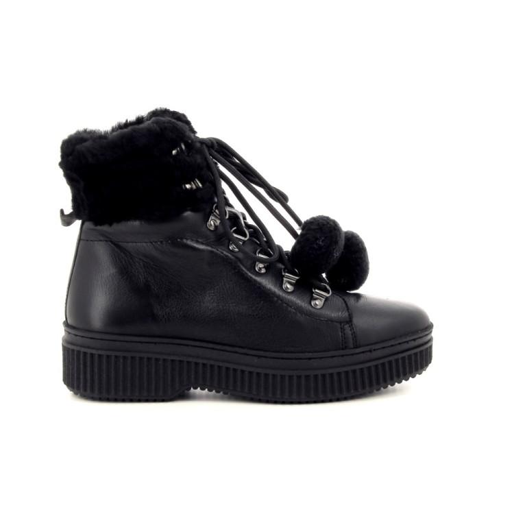 Pedro miralles damesschoenen boots zwart 188793