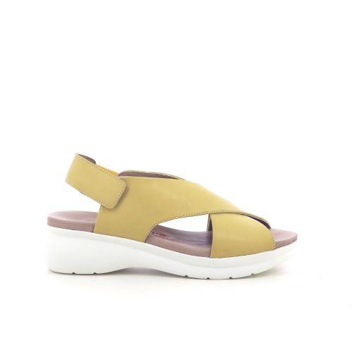 Pedro miralles  sandaal geel 213424