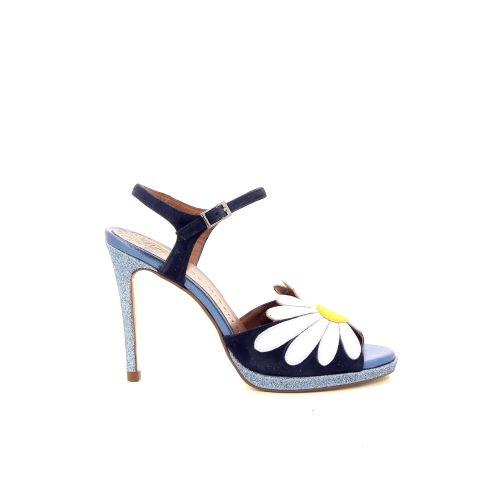 Pedro miralles solden sandaal donkerblauw 183326