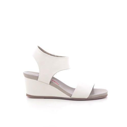 Pedro miralles solden sandaal wit 204403