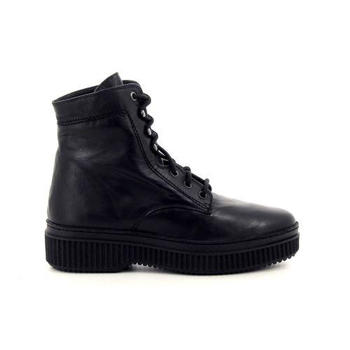 Pedro miralles  boots zwart 188795