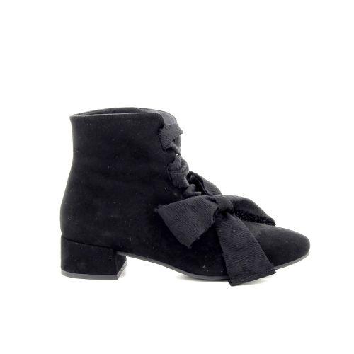Pedro miralles  boots zwart 188801