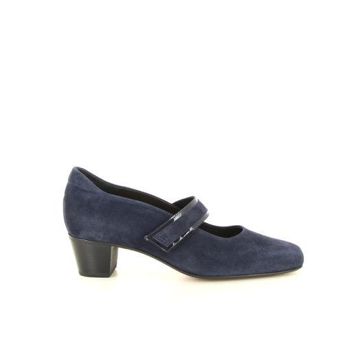 Peron damesschoenen pump donkerblauw 14273