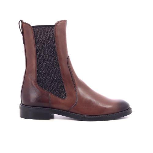 Pertini  boots cognac 209905