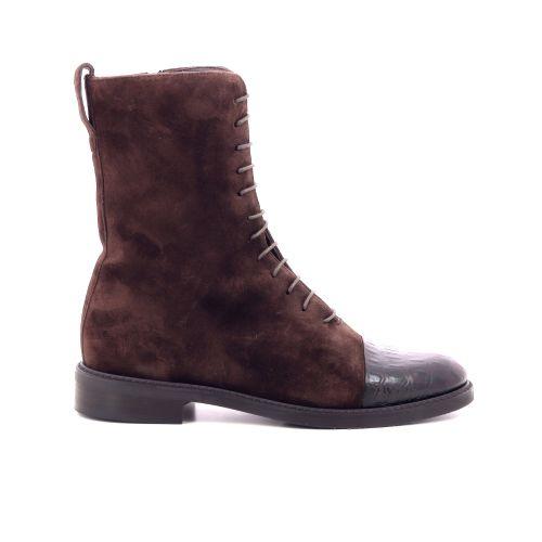 Pertini damesschoenen boots bruin 209904