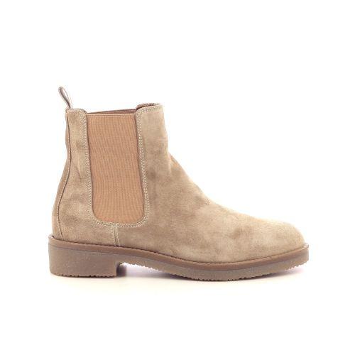 Pertini damesschoenen boots camelbeige 218878