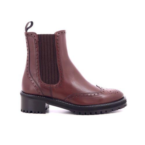 Pertini damesschoenen boots d.bruin 218870