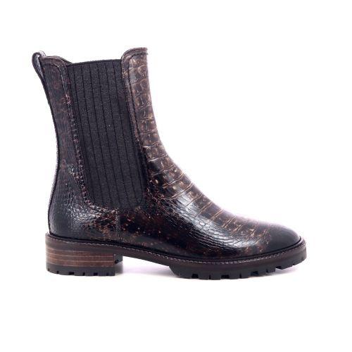 Pertini damesschoenen boots d.bruin 218872