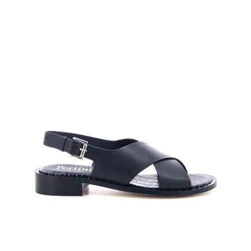Pertini damesschoenen sandaal donkerblauw 214782