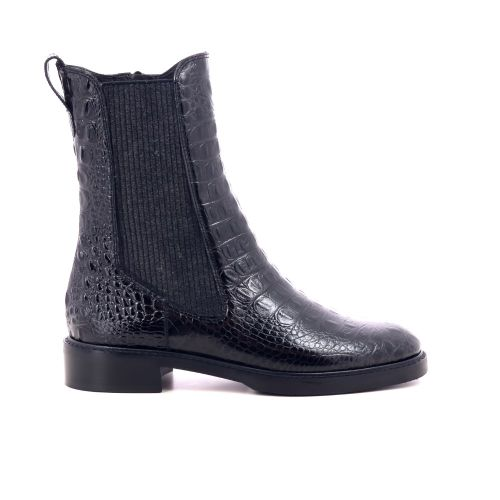 Pertini damesschoenen boots donkergrijs 218869
