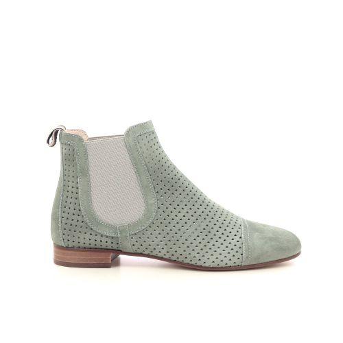 Pertini damesschoenen boots lichtgroen 214849
