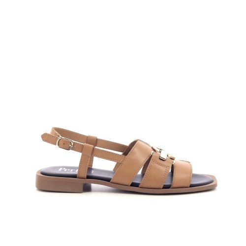 Pertini damesschoenen sandaal naturel 214796