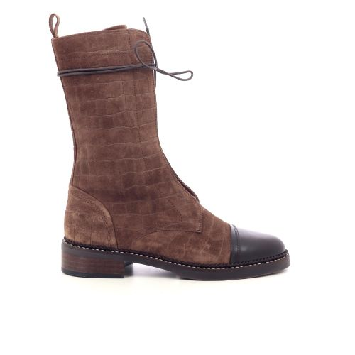 Pertini damesschoenen boots naturel 218880