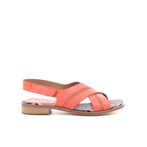 Pertini damesschoenen sandaal oranje 205483
