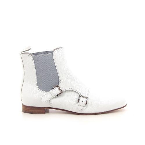 Pertini damesschoenen boots wit 195383