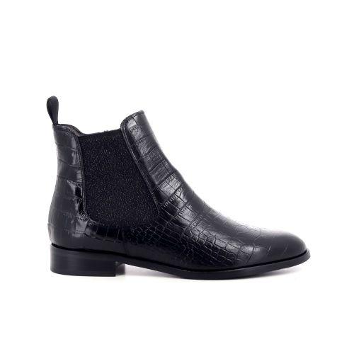 Pertini damesschoenen boots zwart 209886
