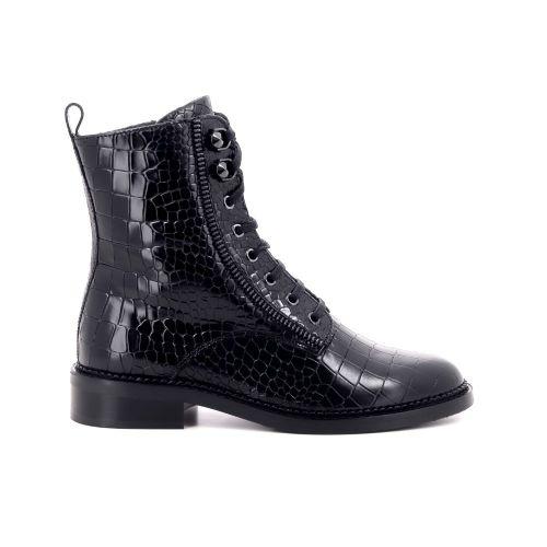 Pertini damesschoenen boots zwart 209888