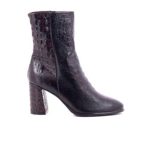 Pertini damesschoenen boots zwart 209911