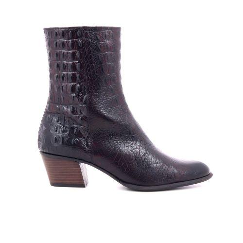 Pertini damesschoenen boots zwart 209915