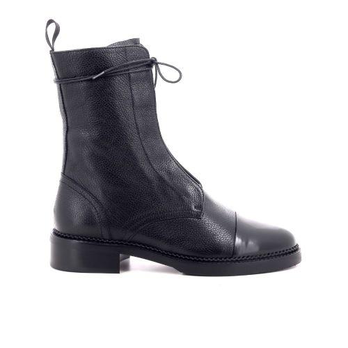 Pertini damesschoenen boots zwart 218881
