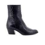 Pertini damesschoenen boots zwart 199161