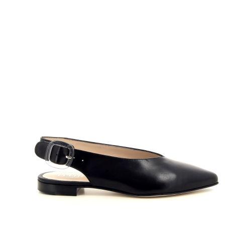Pertini koppelverkoop sandaal zwart 195384
