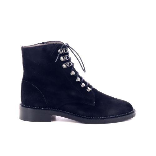 Pertini  boots zwart 199152