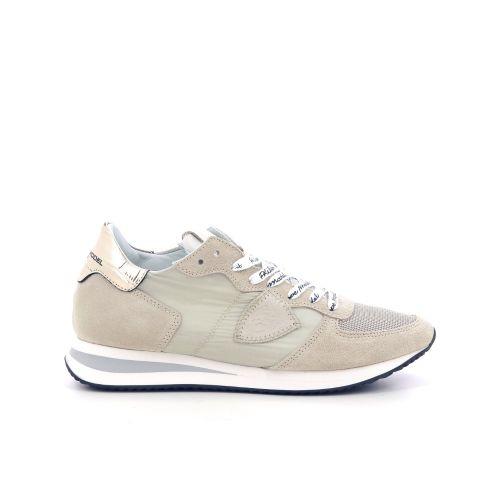 Philippe model damesschoenen sneaker camel 207741