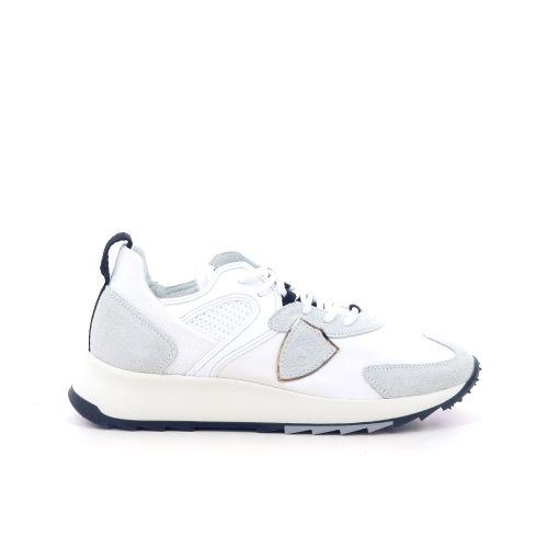 Philippe model damesschoenen veterschoen wit 208369