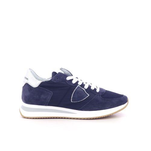 Philippe model damesschoenen sneaker zwart 202252