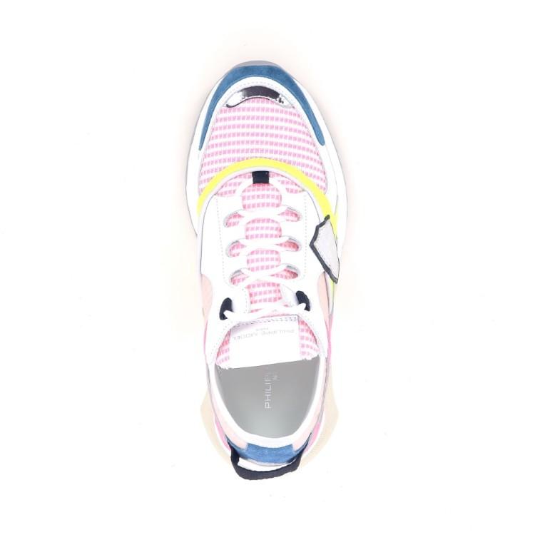 Philippe model damesschoenen sneaker fluoroos 202238