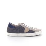 Philippe model damesschoenen sneaker taupe 98004