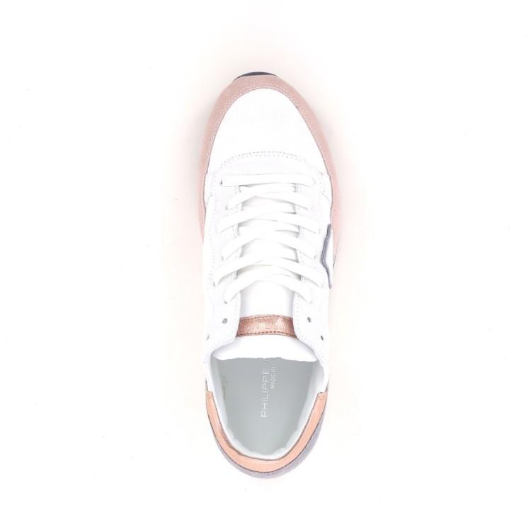 Philippe model damesschoenen sneaker wit 198068