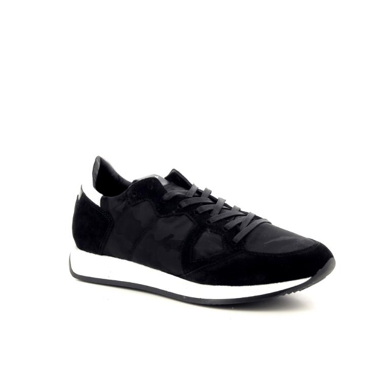 Philippe model herenschoenen sneaker zwart 191764