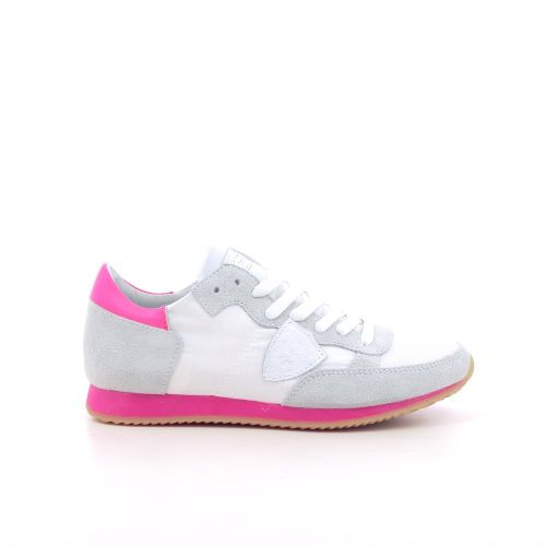 Philippe model kinderschoenen sneaker wit 204741