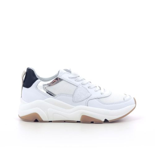 Philippe model kinderschoenen sneaker wit 204746
