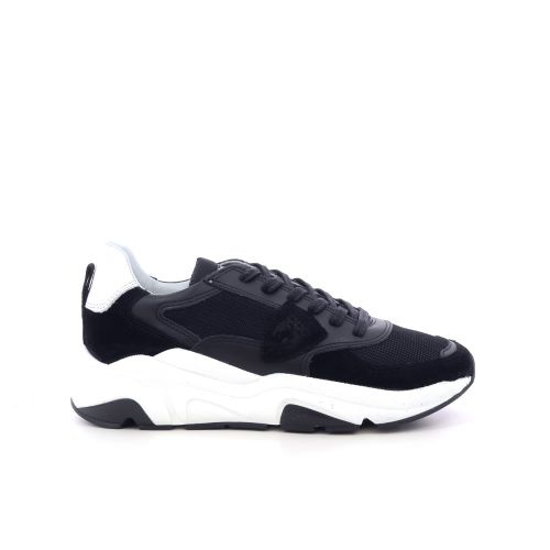 Philippe model kinderschoenen sneaker zwart 210853