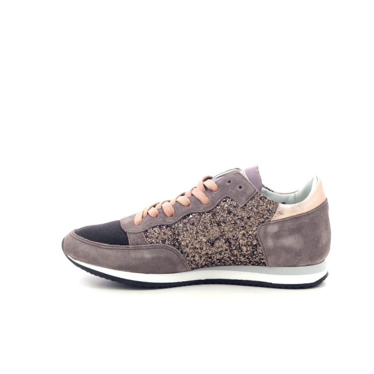 Philippe model kinderschoenen sneaker oudroos 199844