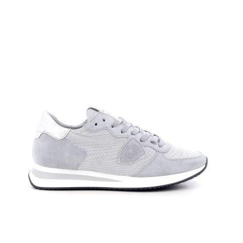 Philippe model  sneaker licht beige 202254