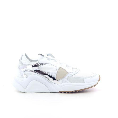 Philippe model solden sneaker lichtgrijs 202235